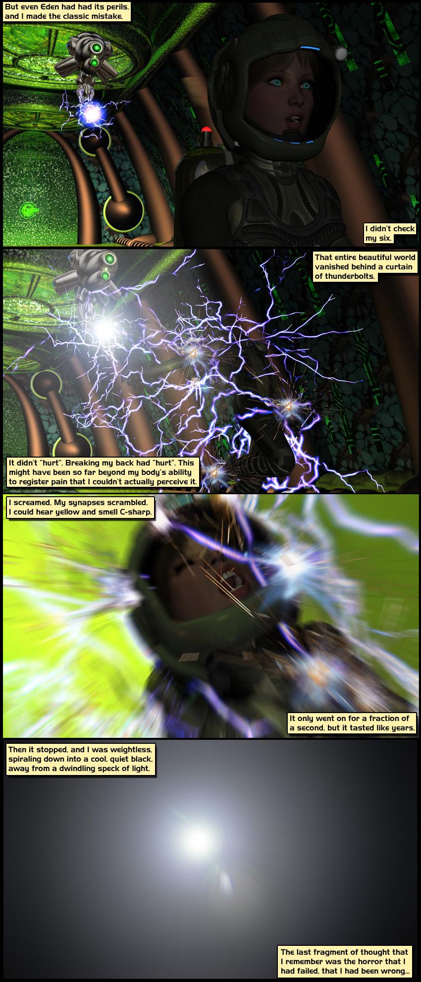 Synesthetic Shock