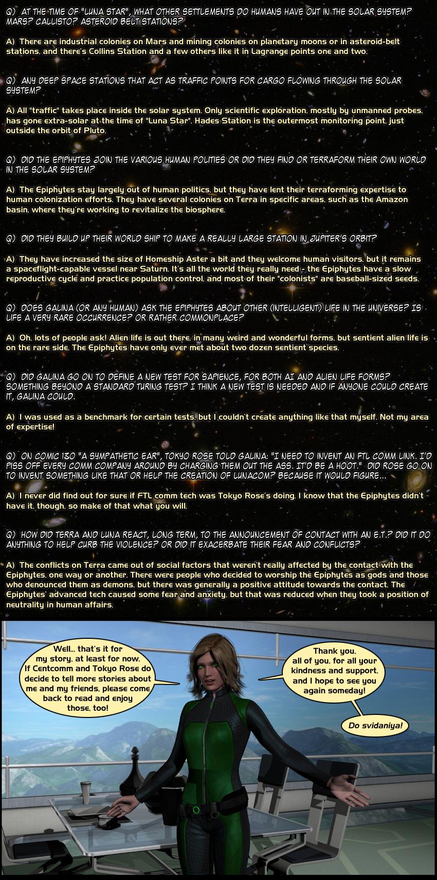 Luna Star Q&A - Page 2